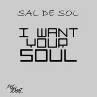 Couverture du titre I Want Your Soul - Single