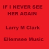Cover of the album If I Never See Her Again - Single