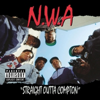 Cover of the track Straight Outta Compton