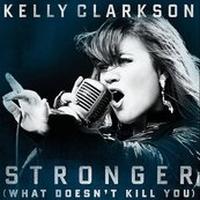 Couverture du titre Stronger (What Doesn't Kill You)