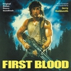 Couverture de l'album First Blood (Original Motion Picture Soundtrack)