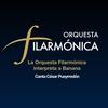 Couverture de l'album La Orquesta Filarmónica Interpreta a Banana