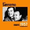 Cover of the album Il Festival di Sanremo: Charts 1957