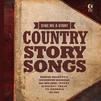 Couverture du titre Country Story Songs