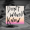 Couverture du titre Don't Wanna Know