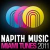 Couverture de l'album 50 Miami Tunes 2011