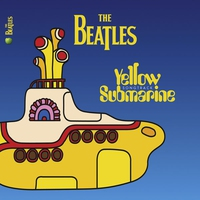 Cover of the track Yellow Submarine Songtrack