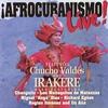 Cover of the album ¡afrocubanismo! Live