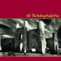 Cover of the track The Unforgettable Fire (Remastered) [Deluxe Version]