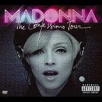 Couverture du titre The Confessions Tour (Live) [Audio/Video Deluxe Version]
