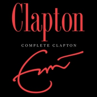 Cover of the track Complete Clapton