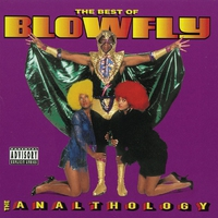 Cover of the track The Best Of Blowfly: 'The Analthology'