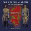 Cover of the album For Freedom Alone, the Wars of Independence