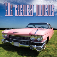 Cover of the track '50s Greatest Moments (Re-Recorded Versions)