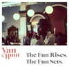 Cover of the album The Fun Rises, the Fun Sets.