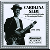 Cover of the album Carolina Slim (1950-1952)