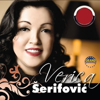 Cover of the track Verica Serifovic (Serbian Music)