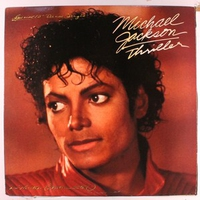 Cover of the track Thriller