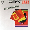 Cover of the album Compact Jazz: Best of Bossa Nova