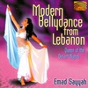 Couverture de l'album Modern Belly Dance From Lebanon: Queen of the Desert Nights