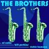 Couverture de l'album The Brothers! (feat. Bill Perkins & Richie Kamuca)