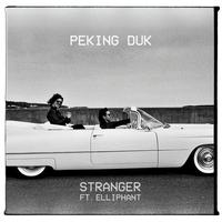 Couverture du titre Stranger (feat. Elliphant) - Single