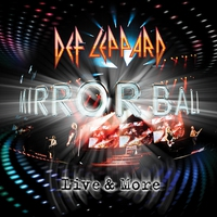 Couverture du titre Mirror Ball - Live & More (Deluxe Version)