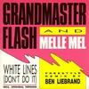 Couverture de l'album White Lines (Don't Do It) - EP