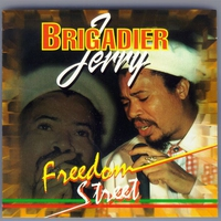 Cover of the track Freedom Street