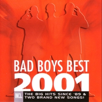 Cover of the track Bad Boys Best 2001