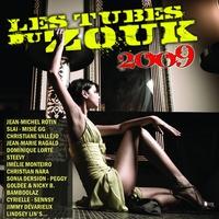 Couverture du titre Les Tubes Du Zouk 2009