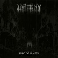 Couverture du titre Into Darkness