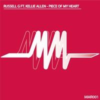 Couverture du titre Piece of My Heart - Single
