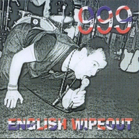 Cover of the track English Wipeout