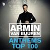 Couverture de l'album Armin Anthems Top 100 (Ultimate Singles Collected)