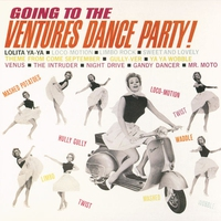 Cover of the track Going to the Ventures' Dance Party!