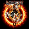 Cover of the album Rising from the Ashes