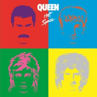 Couverture du titre Hot Space