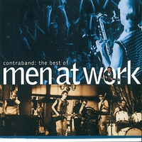 Cover of the track Contraband: The Best of Men at Work
