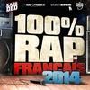 Couverture de l'album 100% Rap français 2014