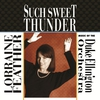 Couverture de l'album Such Sweet Thunder: Music of the Duke Ellington Orchestra
