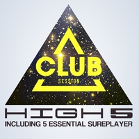 Couverture du titre Club Session Pres. High 5 - EP