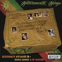 Couverture du titre Hidden Stash 5: Bong Loads & B-Sides