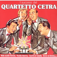 Cover of the track I Successi del Quartetto Cetra