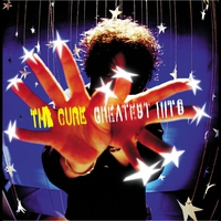 Couverture du titre The Cure: Greatest Hits