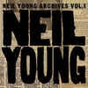 Cover of the album Neil Young Archives, Vol. 1 (1963-1972)