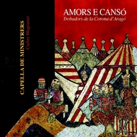 Cover of the track Amors e Cansó