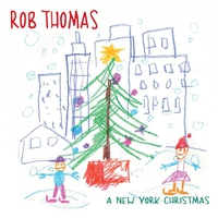 Couverture du titre A New York Christmas - Single