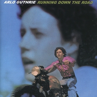 Cover of the track Running Down the Road (remastered 2004)