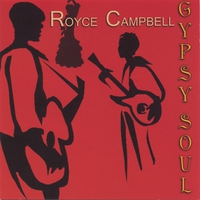 Cover of the track Gypsy Soul
